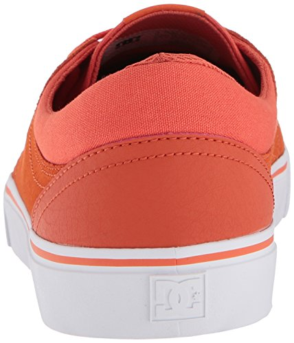Dc Mens Trase Sd Skate Shoe Ruggine