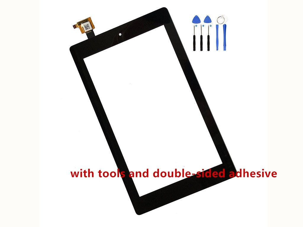 7 Inch for Amazon Kindle Fire 2017 7th Gen SR043KL Touch Screen Replacement
