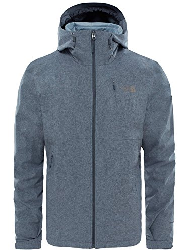 Grigio Scuro North Face Giacca Triclimate Uomo Thermoball The T93827 HaS0qcwgg