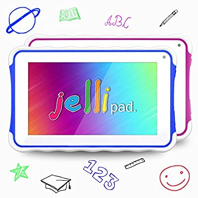 Jellipad Android Kids Tablet Package with KIDOZ Pro, Free Accessories, Apps & Games. Join the Jellipad Family Today!