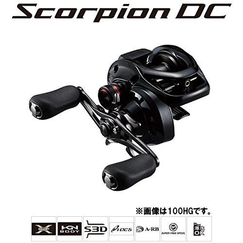 SHIMANO(シマノ) リール 17 スコーピオン DC 100の商品画像