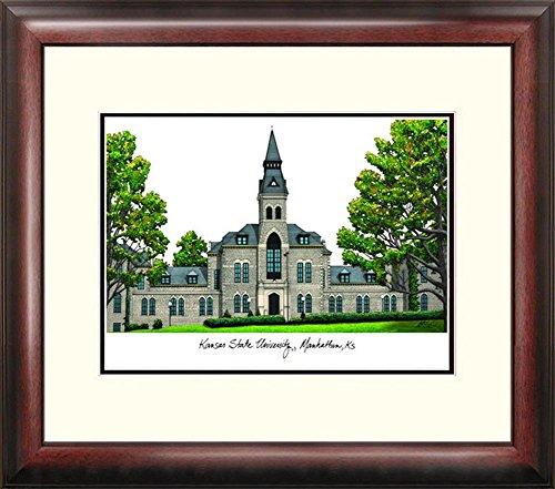 (Kansas State University Framed Lithograph)