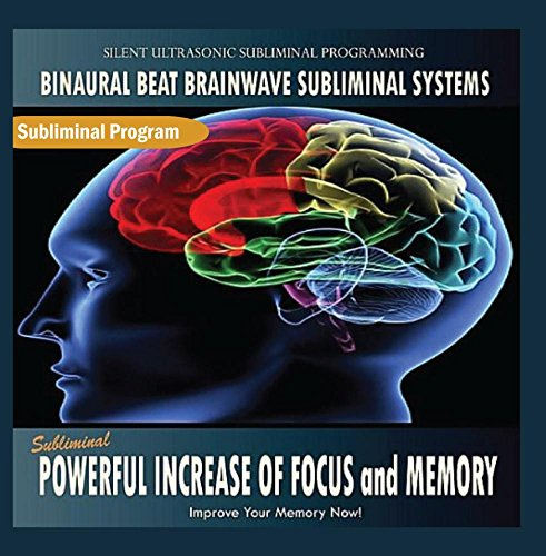 Subliminal Powerful Increase of Focus and Memory
