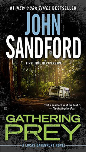 Gathering Prey: Prey (The Prey Series Book 25) by [Sandford, John]