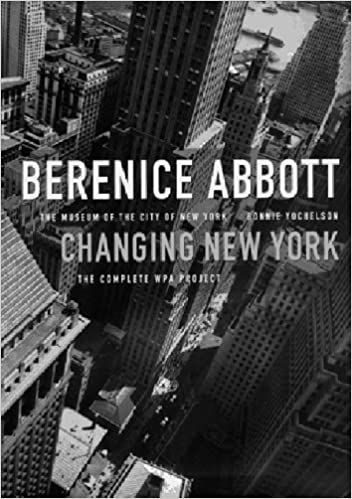 Image result for berenice abbott new york