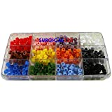Kit of 240pcs Silicone Color Bands for Instruments Identification Autoclavable 450°F | Medixplus