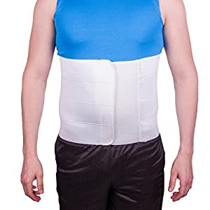 Elastic Post Surgical Abdominal Compression Binder