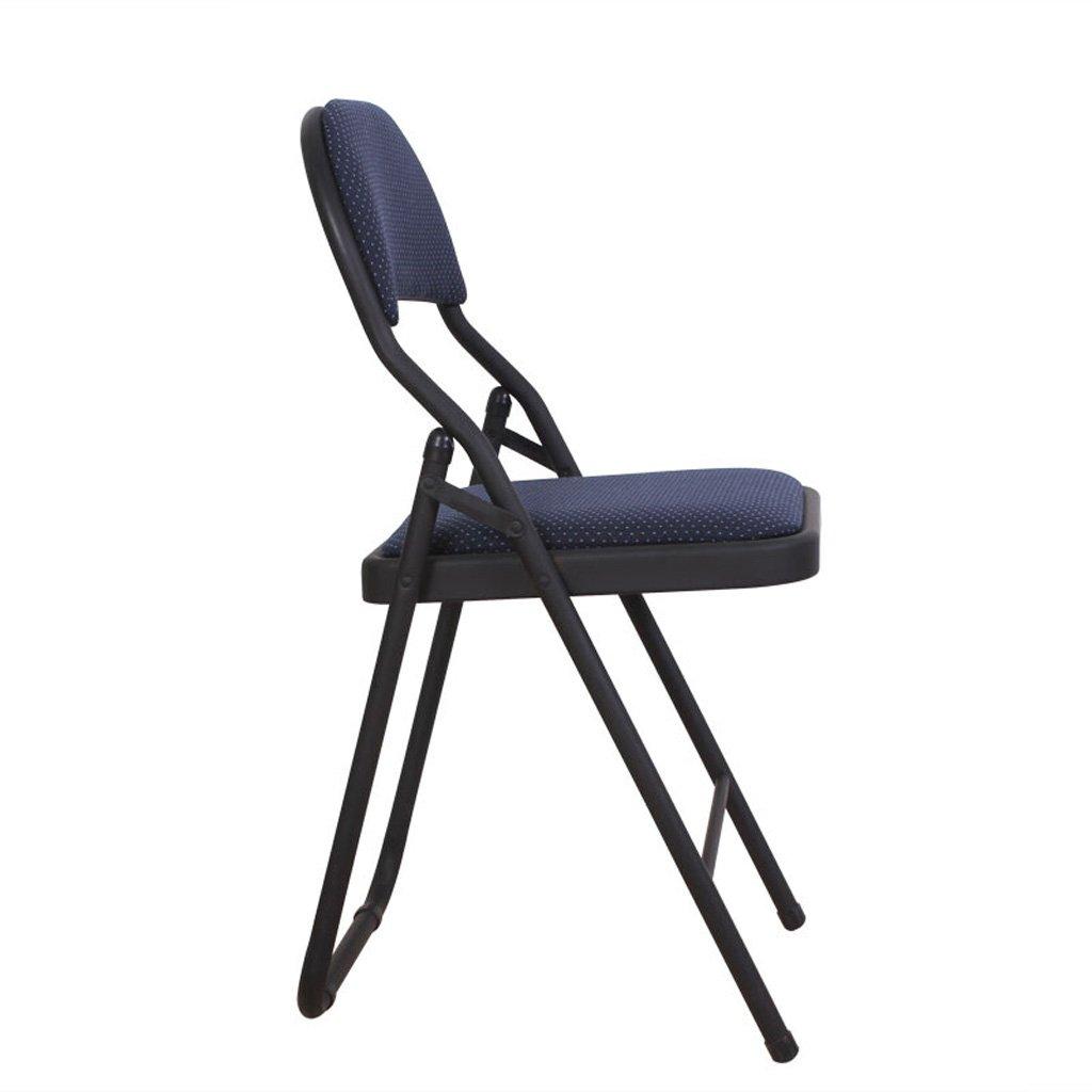 Padded Klappstuhl Stahl Klappstuhl Trainingsstuhl Konferenzstuhl Home Freizeit Stuhl Computer Stuhl