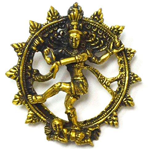 Nataraja Nataraj God Shiva Dance Amulets Harmony of Life Hindu Pendants