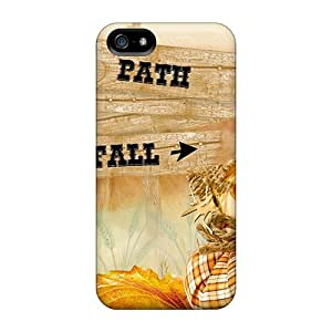 High Impact Dirt/shock Proof Cases Covers For Iphone 5/5s (path To Fall)