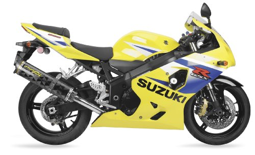 Two Brothers Racing (005-210406M) Standard Series M-2 Aluminum Canister Flange-On Exhaust System ()