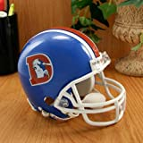 NFL Riddell Denver Broncos 1975-1996 Throwback Replica Mini Helmet