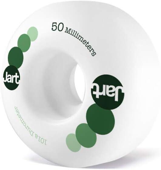 Jart Logo Wheels Ruedas Skateboard Unisex Adulto