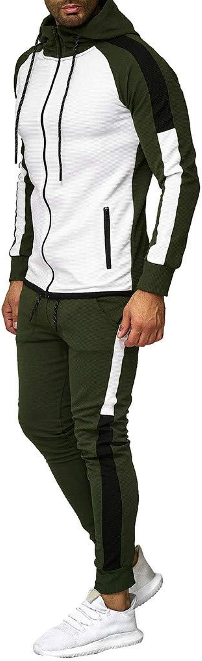 Theshy - Abrigo de invierno para hombre con capucha, chaqueta de ...