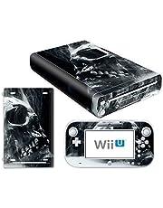 Nintendo Wii U Skin Design Foils Pegatina Set - Acid Skull Motivo