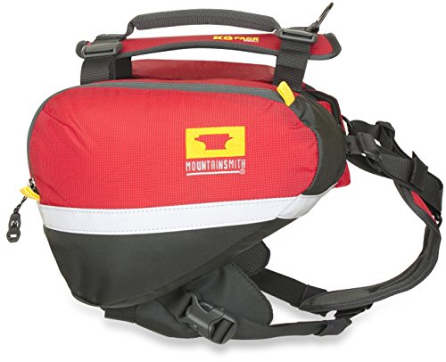 Mountainsmith K9 Dog Pack - Heritage Red Medium