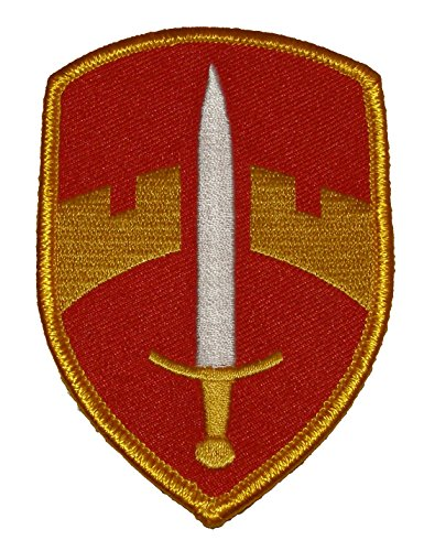 """ARMY Military Assistance Command """"MAC-V"""" Shoulder Patch - Color - Veteran Owned Business."""