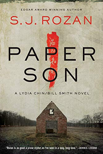 Paper Son: A Lydia Chin/Bill Smith Novel (Lydia Chin/Bill Smith Mysteries)