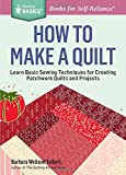 How to Make a Quilt, Barbara Weiland Talbert, 1612124089