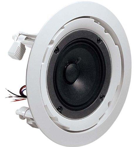 JBL 8124   4 inch Full-Range In-Ceiling Loudspeaker with 70 Volt/100 Volt Taps