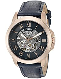 Fossil Men's Grant-ME3102 Blue Watch