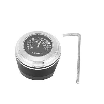 Termometro manubrio moto modifica decorazione impermeabile