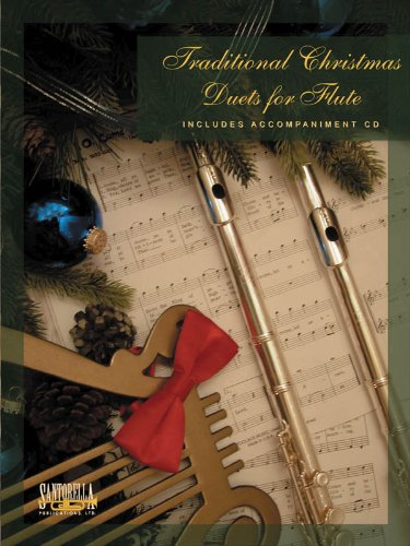 Traditional Christmas Duets for Flute (Flute Trumpet Christmas Duet)