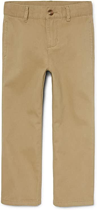 The Children's Place Boys' Uniform Chino Pants