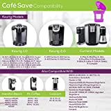 Perfect Pod Cafe Save Reusable K Cup Pod Coffee