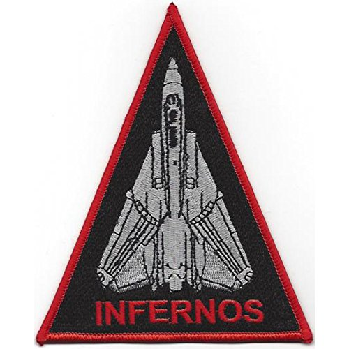 VF-301 Triangle Patch F-14 Infernos