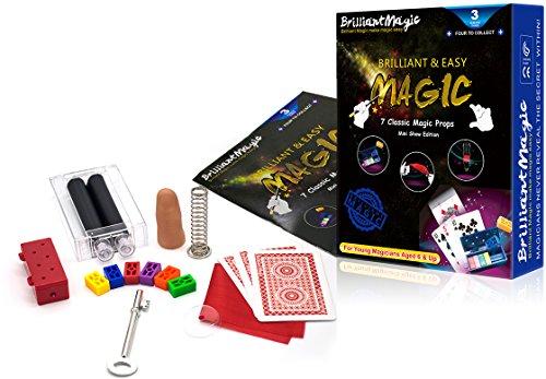 BrilliantMagic Magic Trick Kit for Kids