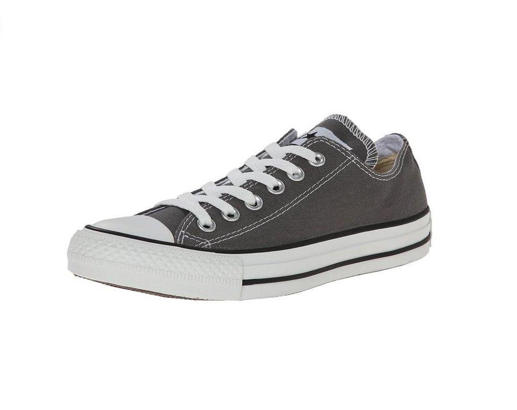 Converse Men's Chuck Taylor All Star Core Ox Charcoal Sneaker,Charcoal, 7 D(M) US Men9 B(M) US Women