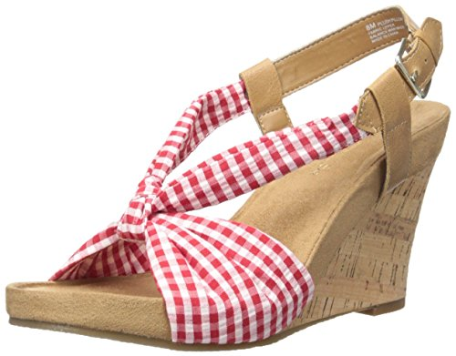 Aerosoles Womens Plush Pillow Sandal