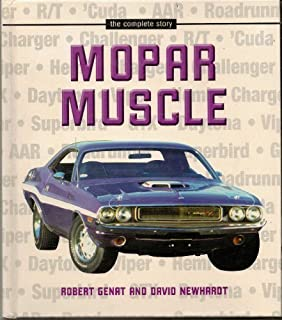 The Art Of Mopar Chrysler Dodge And Plymouth Muscle Cars Tom
