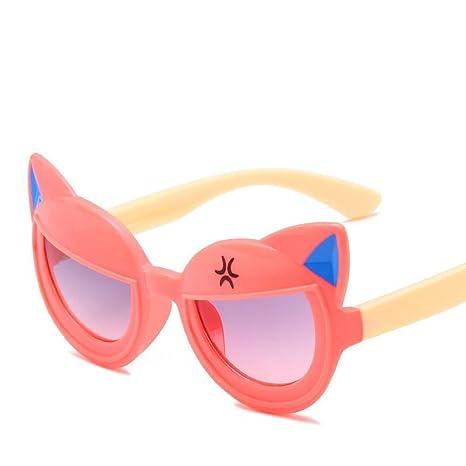BiuTeFang Gafas de Sol Mujer Hombre Polarizadas Lindo Animal ...