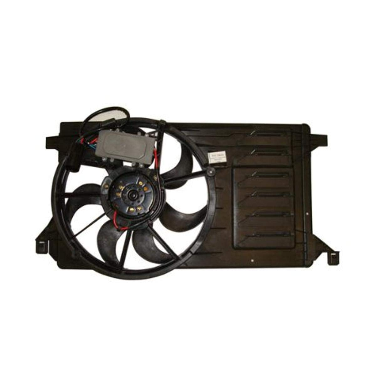 TYC 622400 Replacement Cooling Fan Assembly Compatible with Mazda Mazda3
