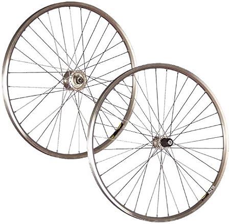 Taylor-Wheels 28 Pulgadas Juego Ruedas Bici Dinamo buje Shimano Alfine/Deore XT: Amazon.es: Deportes y aire libre