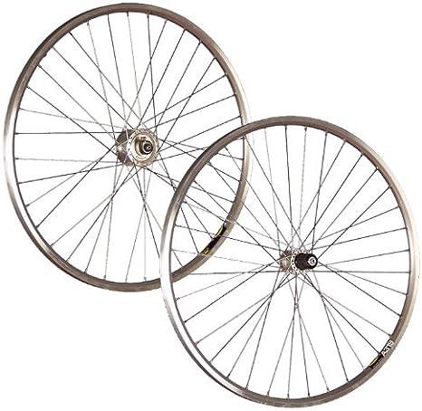 Taylor-Wheels 28 Pulgadas Juego Ruedas Bici Dinamo buje Shimano ...