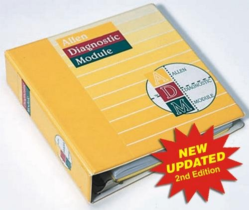 NEW AND UPDATED! Allen Diagnostic Module Instruction Manual, 2nd Ed. by Allen