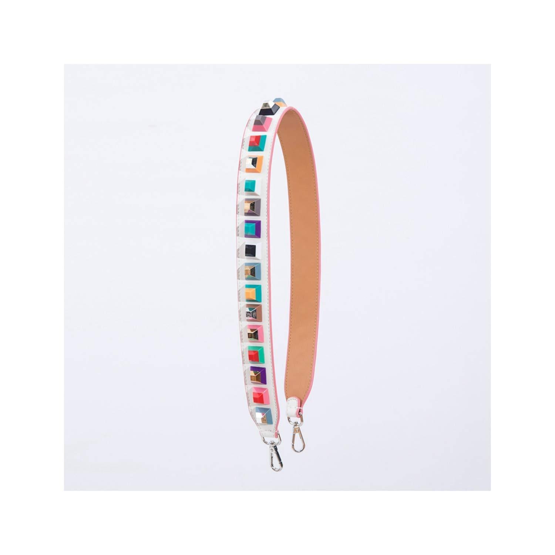 Anhon Leather Flower Bag Strap Belt Shoulder Bag Accessories Belts Long Handbag Band Replacement Strap For Handbag