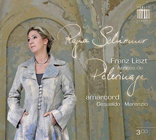 Annees De Pelerinage by Ragna Schirmer (2011-10-11)