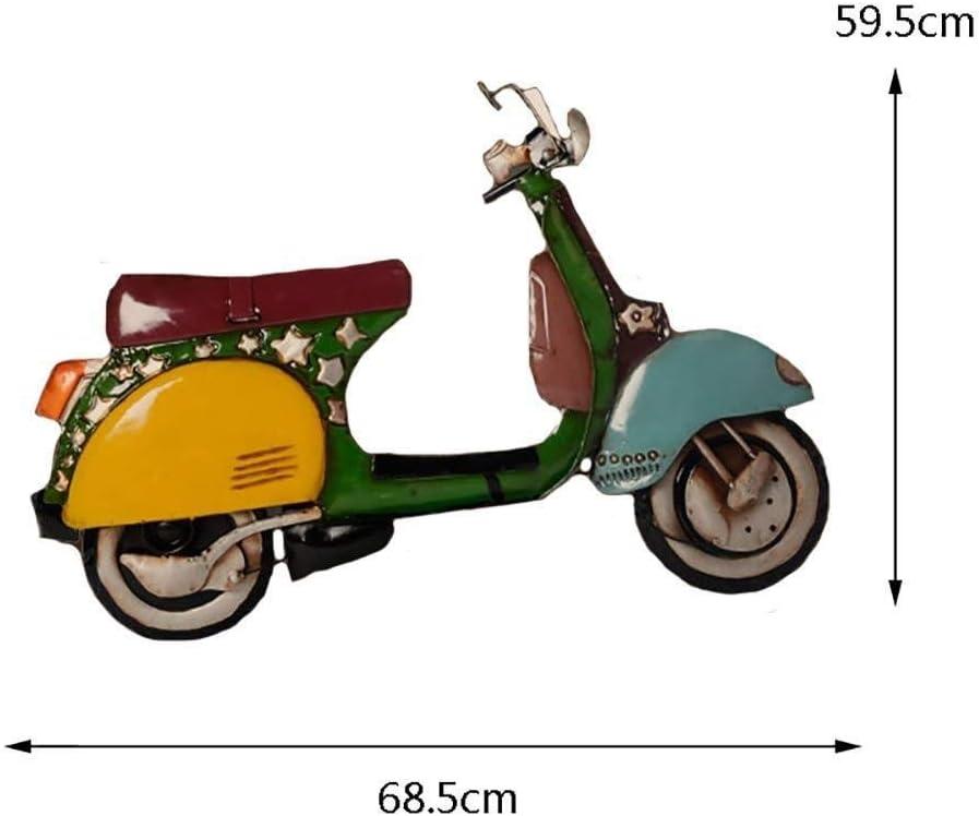 YYHSND Colgante De Pared, Colgante De Motocicleta De Fondo De ...