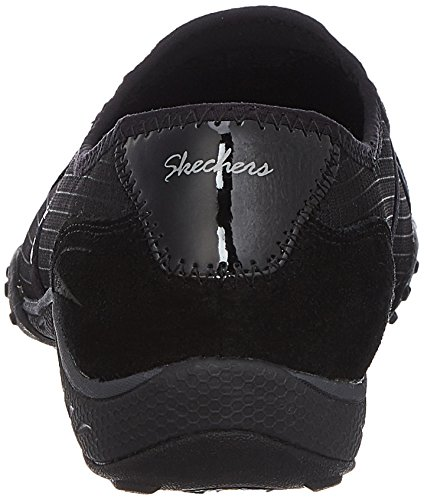 noir Basses nbsp;allure Breathe Femme Baskets easy Skechers Noir Noir Rw6x0AS