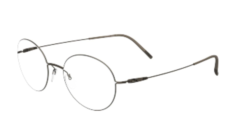 Eyeglasses Silhouette Dynamics Colorwave Full Rim 5509 6040 Simply Brown 47//19//1
