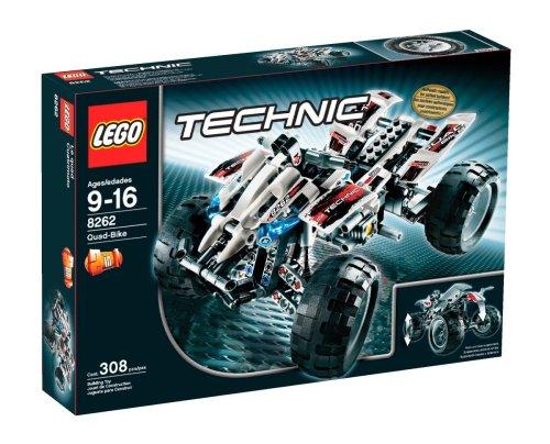 LEGO Technic Quad Bike 8262 (Quad Lego Bike)