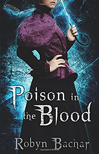 book cover of Poison in the Blood