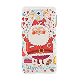 CaseBee® - Merry Christmas Santa Claus Samsung Galaxy Note 3 Note III N9000 N9005 case - Perfect Gift (Package includes Screen Protector)