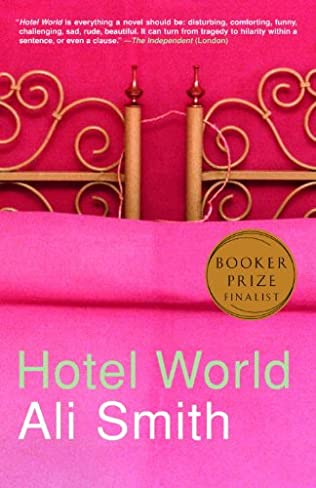 book cover of Hotel World