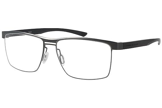 b69fe781ab4 Amazon.com  PORSCHE DESIGN P 8289 Eyeglasses Dark Gun D  Clothing