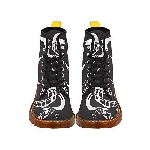 D-story Shoes Vigili Del Fuoco Lace Up Martin Boots Per Uomo Multicoloured10